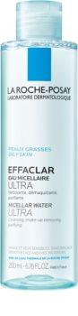 La Roche-Posay Effaclar Ultra agua micelar limpiadora para pieles problemáticas y con acné