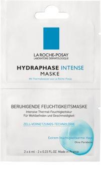 La Roche-Posay Hydraphase mascarilla calmante hidratante para pieles sensibles y secas