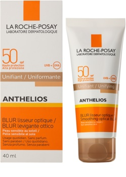 La Roche-Posay Anthelios Beschermende Egaliserende Fluid voor Gladde Huid  SPF 50
