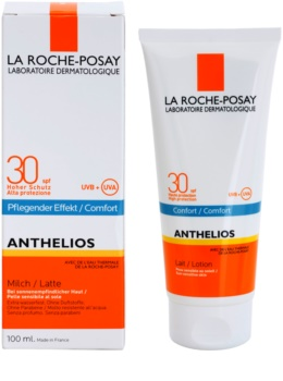 La Roche-Posay Anthelios lotiune de plaja pentru pielea sensibila SPF30