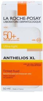 La Roche-Posay Anthelios XL тональний ультра легкий флюїд SPF 50+