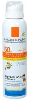 La Roche-Posay Anthelios Dermo-Pediatrics védő spray gyermekeknek SPF 50+