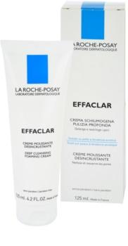 La Roche-Posay Effaclar čistiaci penivý krém pre problematickú pleť, akné