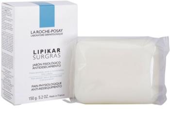 La Roche-Posay Lipikar Surgras mýdlo pro suchou až velmi suchou pokožku