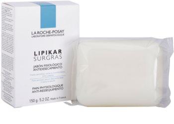La Roche-Posay Lipikar Surgras мило для сухої та дуже сухої шкіри