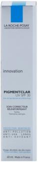 La Roche-Posay Pigmentclar vyrovnávacia starostlivosť proti pigmentovým škvrnám SPF 30