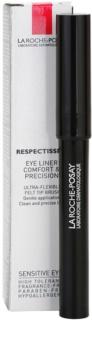 La Roche-Posay Respectissime tekuté oční linky pro citlivé oči