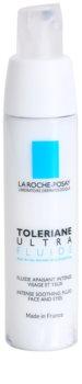 La Roche-Posay Toleriane Ultra Fluide tratamiento calmante intensivo para rostro y contorno de ojos