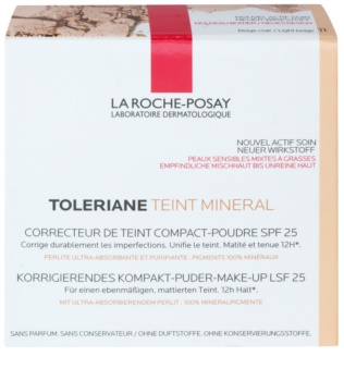 La Roche-Posay Toleriane Teint Mineral Pressed Powder for Normal to Combination Skin SPF 25