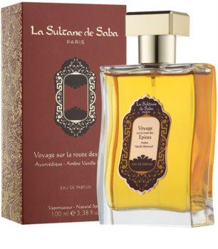 La Sultane de Saba Ambre, Vanille, Patchouli parfémovaná voda unisex 100 ml