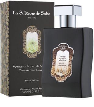 La Sultane de Saba Champaka Fleurs Tropicales Parfumovaná voda unisex 100 ml