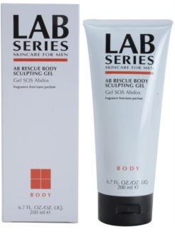 Lab Series Body zpevňující gel na břicho a pas