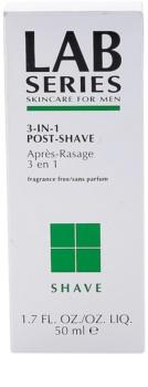 Lab Series Shave gel po holení 3 v 1