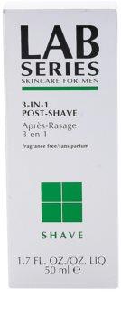 Lab Series Shave gél po holení 3v1