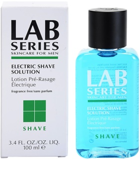 Lab Series Shave Concentrated Care For Shaving With An Electric Razor