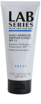 Lab Series Treat crème de jour hydratante et protectrice pour peaux normales à grasses