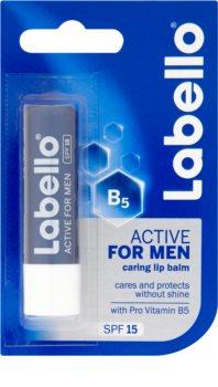 Labello Active Care balzám na rty pro muže SPF 15