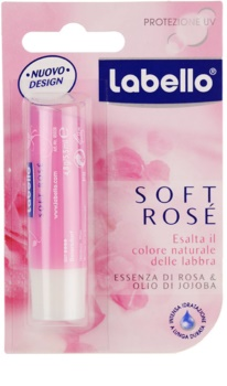 Labello Soft Rosé bálsamo de lábios