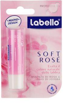 Labello Soft Rosé bálsamo labial