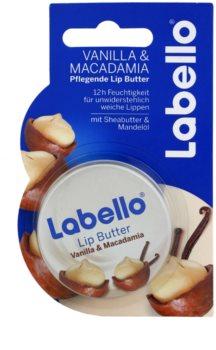 Labello Vanilla & Macadamia máslo na rty