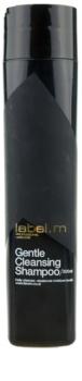 label.m Cleanse champô de limpeza para todos os tipos de cabelos