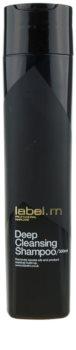 label.m Cleanse čistiaci šampón pre citlivú pokožku hlavy