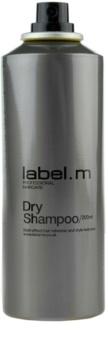 label.m Cleanse champô seco em spray