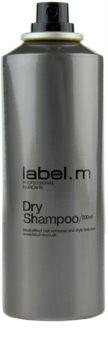 label.m Cleanse suchý šampón v spreji