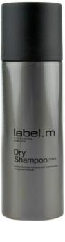 label.m Cleanse suhi šampon v pršilu