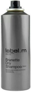 label.m Cleanse Trockenshampoo für braune Farbnuancen des Haares