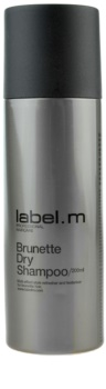 label.m Cleanse Dry Shampoo For Brown Hair Shades