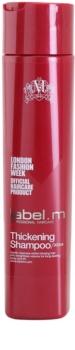 label.m Thickening champô de limpeza para dar volume