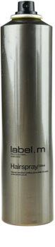 label.m Complete lak na vlasy stredné spevnenie