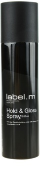 label.m Complete Haarlak  voor Versteviging en Glans