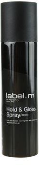 label.m Complete laca de pelo para fortalecer y dar brillo