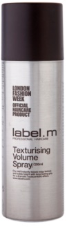 label.m Complete formendes Volumen-Spray