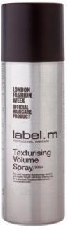 label.m Complete tvarujúci objemový sprej