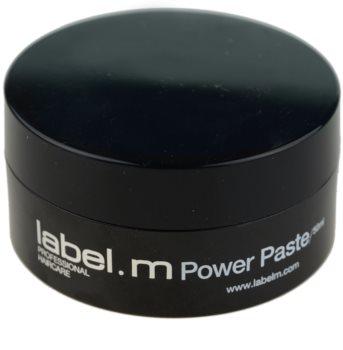 label.m Complete pasta styling para definir e formar