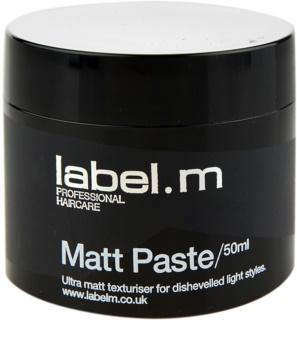 label.m Complete mattító paszta az alakért és formáért
