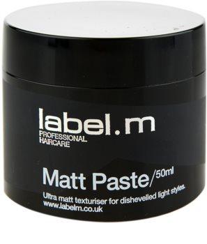 label.m Complete pasta matificante  para definir e formar