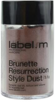label.m Complete puder za lase za rjave lase