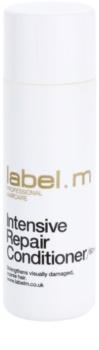 label.m Condition der nährende Conditioner für trockenes und beschädigtes Haar