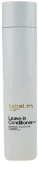 label.m Condition balsamo senza risciacquo per tutti i tipi di capelli