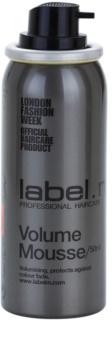 label.m Create Schaumfestiger für feines Haar