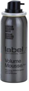 label.m Create spuma  pentru par fin