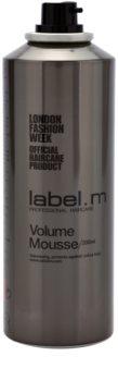 label.m Create pianka do włosów utrwalająca do włosów delikatnych