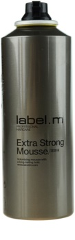 label.m Create fissante in mousse fissante extra forte