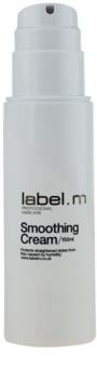 label.m Create crème lissante pour cheveux secs et abîmés