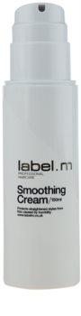 label.m Create uhladzujúci krém pre suché a poškodené vlasy