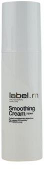 label.m Create uhlazující krém pro suché a poškozené vlasy